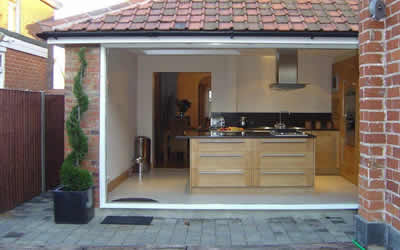 garage conversion Coggeshall