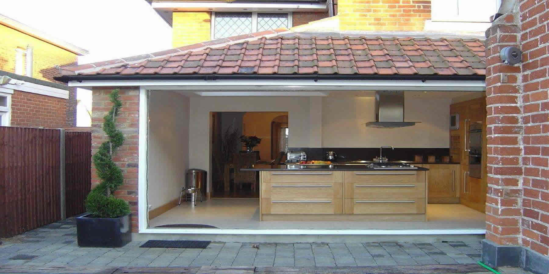 garage conversion Coggeshall Essex